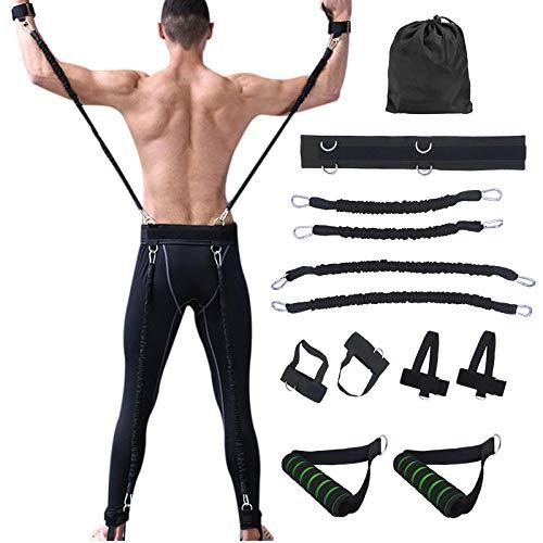 Taekwondo Box Training Widerstandsband, Trainingsband, Sprungtritt Trainingsgerät, elastisches Widerstandsband, Spannseil Fitnessband, Sport elastische Seil Fitnessgeräte