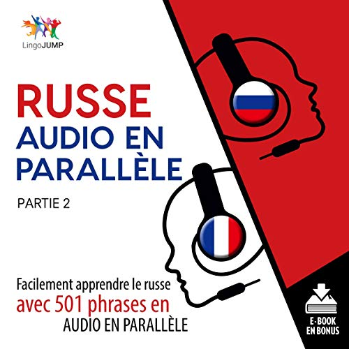 Couverture de Russe audio en parallèle
