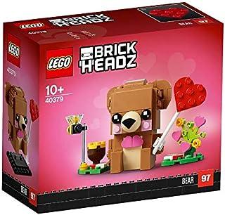 LEGO BrickHeadz - Oso de San Valentín (40379)