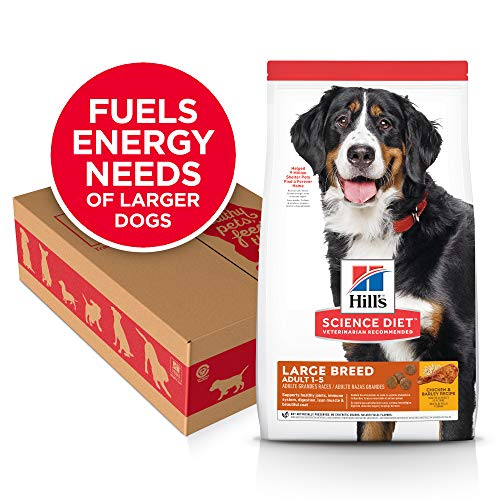 Hill's Science Diet Dry Dog Food, Adult, Large Breed, Chicken &...