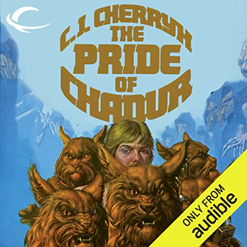 The Pride of Chanur     Chanur, Book 1              By:                                                                                                                                 C. J. Cherryh                               Narrated by:                                                                                                                                 Dina Pearlman                      Length: 9 hrs and 19 mins     593 ratings     Overall 4.1