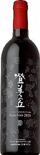 【登美の丘ワイナリー産ぶどう100%】 日本ワイン 登美の丘ワイナリー ビジュノワール 2018 [ 赤ワイン フルボディ 日本 750ml ]