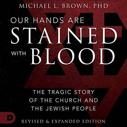 Our Hands Are Stained with Blood audiobook cover art