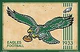 Trends International NFL Philadelphia Eagles – Retro-Logo