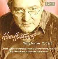 Symphony 2/3/5