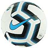 Nike Men's SC3989-100 Ballon de Football Blanc Taille 5