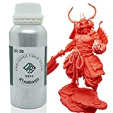 【DR.3D】 3D Printer Resin 405nm Resin for 3D Printer, Standard (Gigidity) Photopolymer Resin with Fine Details, Fast...