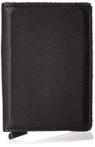 Secrid Men Slim Wallet Genuine Leather RFID Card