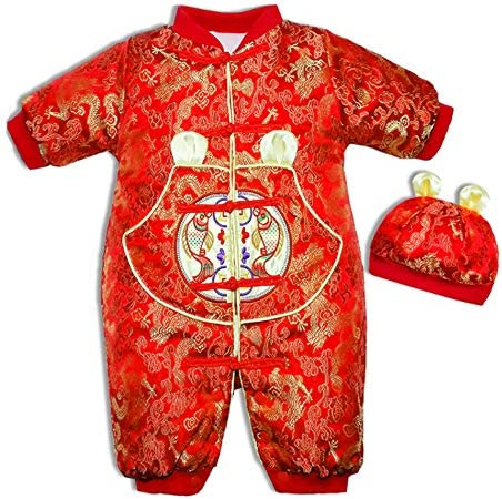 Chinese costume for kids _image4