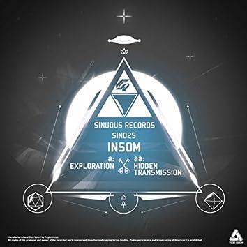 Exploration / Hidden Transmissions