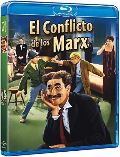 El conflicto de los Marx [Blu-ray]