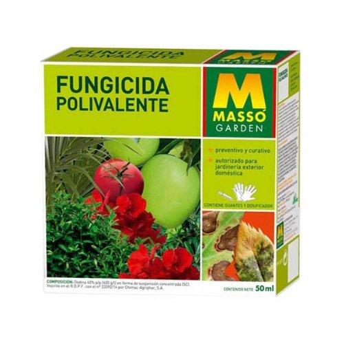 MASSO 230266 - fungicida polivalente 50 ml.