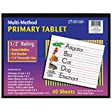 Multi-Method Primary Tablet 1/2' Ruling (Case of 72)