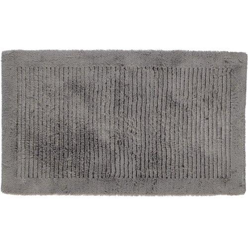 Cawö badmat Luxury antraciet 60x100 - (1002-779 60X100 cm)