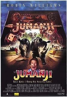 Best jumanji 1995 poster Reviews