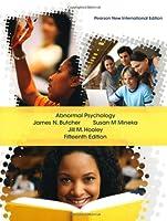 Abnormal Psychology: Pearson New International Edition