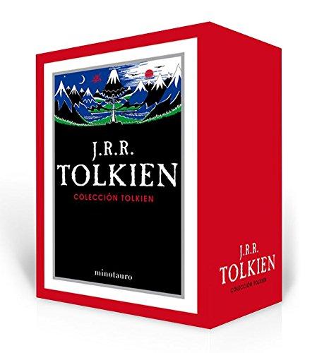 Estuche minilibros Tolkien