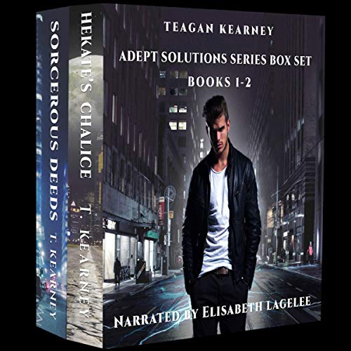 Adept Solutions Series of Special Investigations for the Magickally Challenged Box Set: Books 1-2 cover art