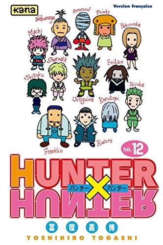 Hunter X Hunter - Tome 12 (Shonen)
