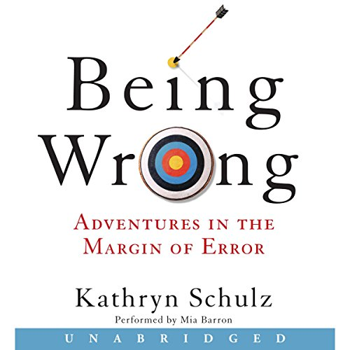 Being Wrong cover art