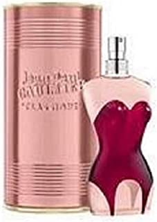 Jean Paul Gaultier Classique Eau De Parfum Spray for Women, 3.4 Ounce (Packaging May Vary)