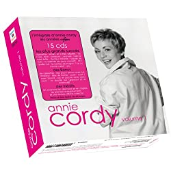 Annie cordy l'integrale annie cordy : les annees columbia-pathe (1952 - 1969) vol. 1