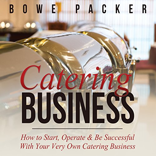 Catering Business audiobook cover art