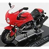 モトグッチ バイク ミニカー 1/24 MOTO GUZZI V11 LE MANS (RED) [並行輸入品]