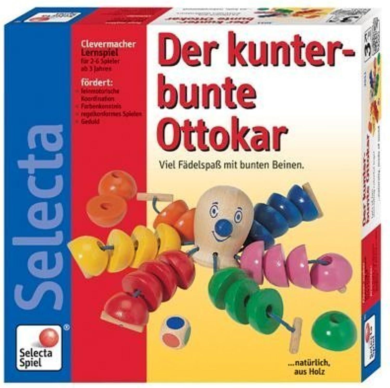 autentico en linea Selecta Colorful Ottokar Juego Juego Juego by JugueteMarket  ahorra hasta un 50%