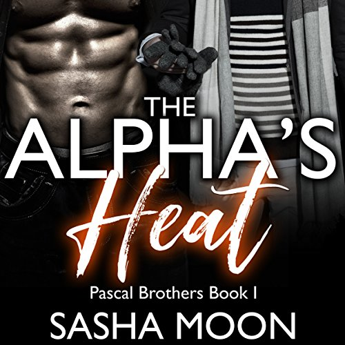 The Alpha's Heat audiobook cover art