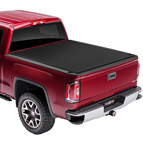 "TruXedo Sentry CT Hard Rolling Truck Bed Tonneau Cover | 1530616 | fits 17-20 Honda Ridgeline 4'8"" bed"