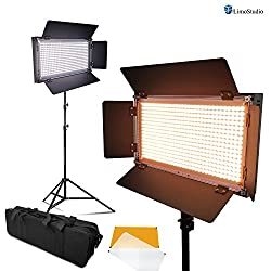 best light set for vidoes