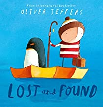 Lost and Found by Oliver Jeffers (2015-02-26)