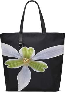 ENEVOTX Women Perce Neige Flower Heart Petal Corolla Handle Satchel Handbags Shoulder Bag Tote Purse Messenger Bags