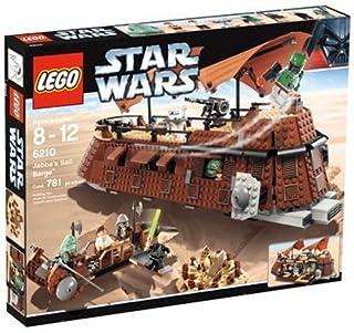 LEGO 6210 Star Wars Jabba's Sail Barge