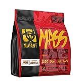 MUTANT Polvere Proteica Gainer Mass Muscolare, Crema Di Cocco - 2200 g