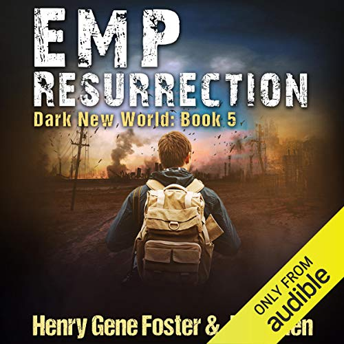 EMP Resurrection audiobook cover art