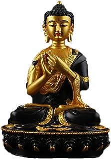 ZGPTX Buddhas of The Buddha of Bilushana are Like The Five-Way Saga Buddha Such As The Strong Bafo Resin Painted Buddha