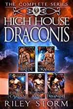 High House Draconis: The Complete Dragon Shifter Box Set (Plymouth Falls Shifters Book 3)