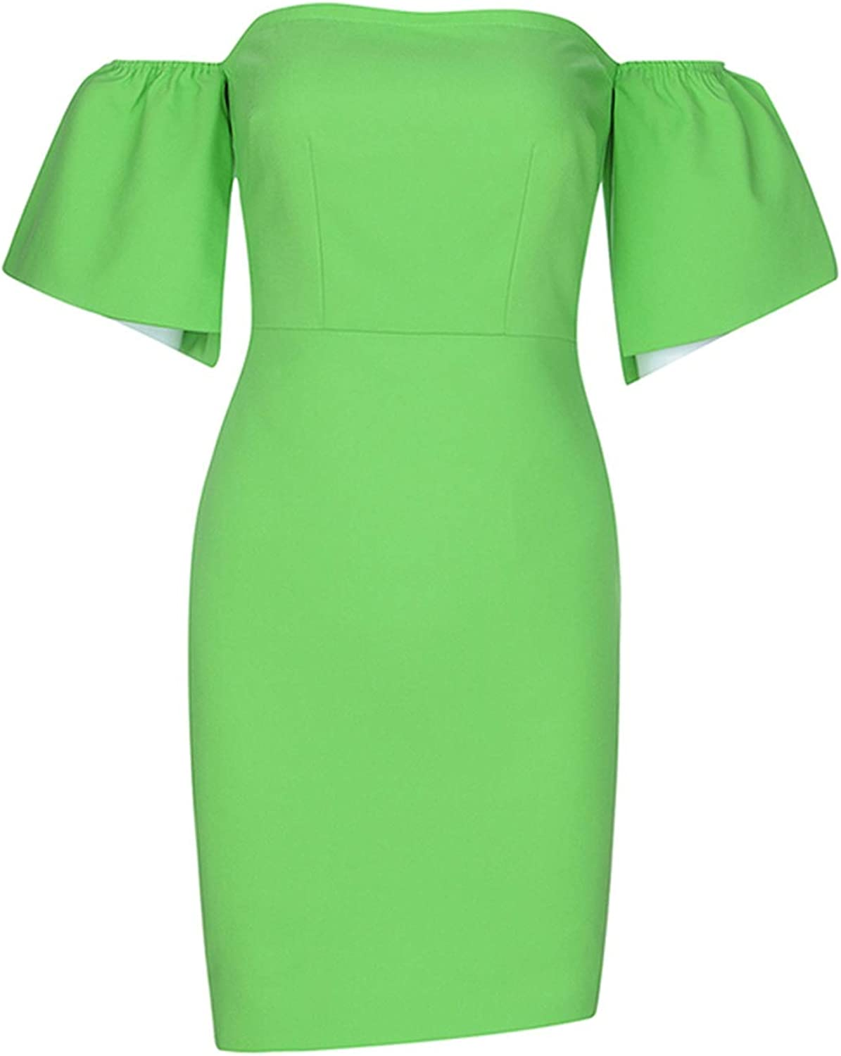 Sexy Party Dress Summer Listing OffTheShoulder Tight Dress Mini Club