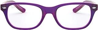 Ray-Ban 0Ry1555, Monturas de Gafas Unisex-Niños