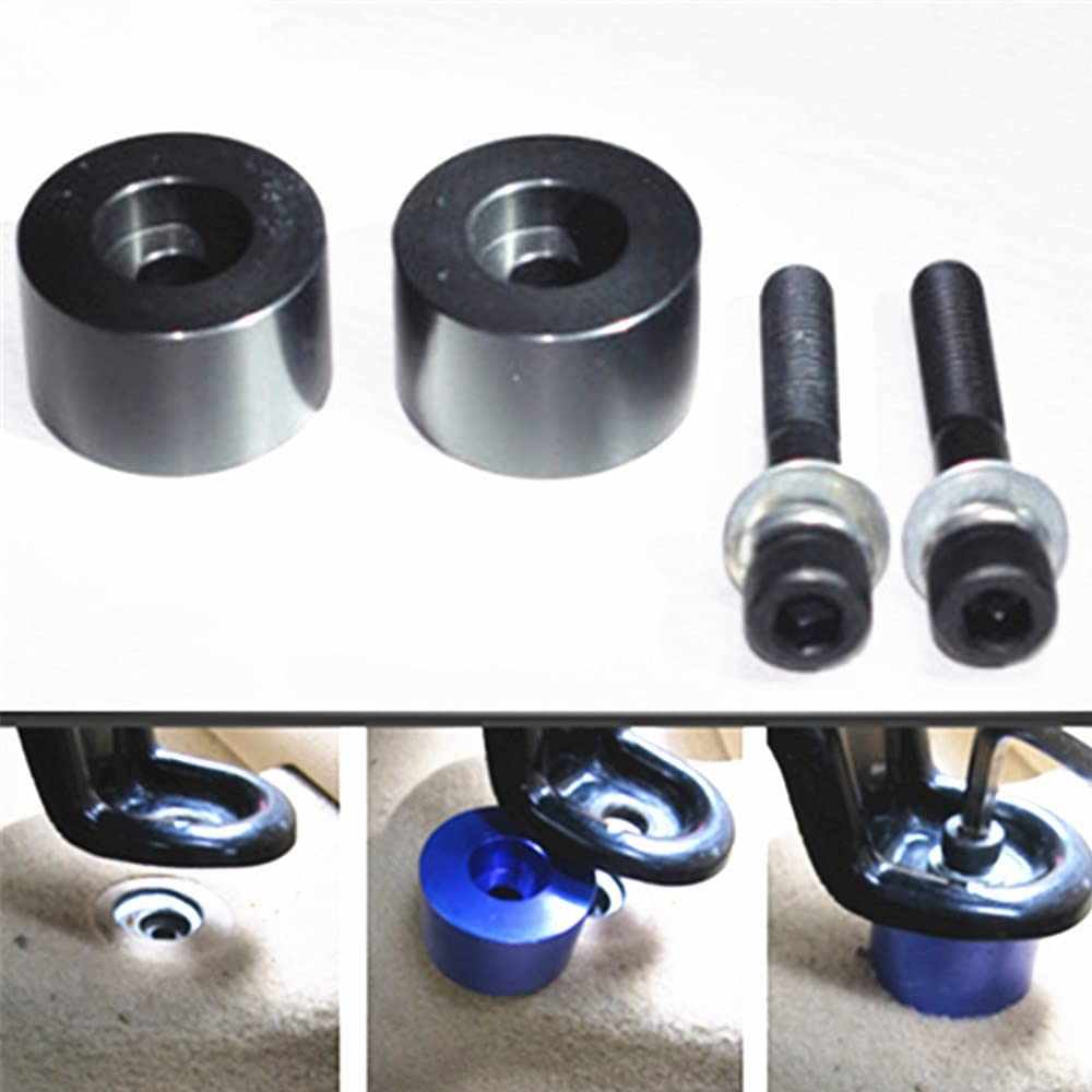 Car Genuine Portland Mall Free Shipping Modified Seat Rise Spacer Block Adjuster Heel Heighten