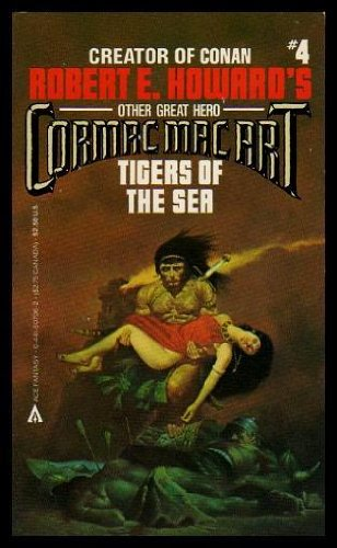 Tigers Of The Sea B002JJ8656 Book Cover