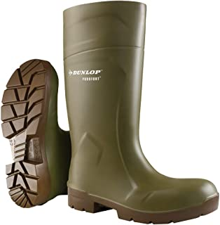 Dunlop FoodPro Purofort MultiGrip Safety Shoes EA51831 Size - 12