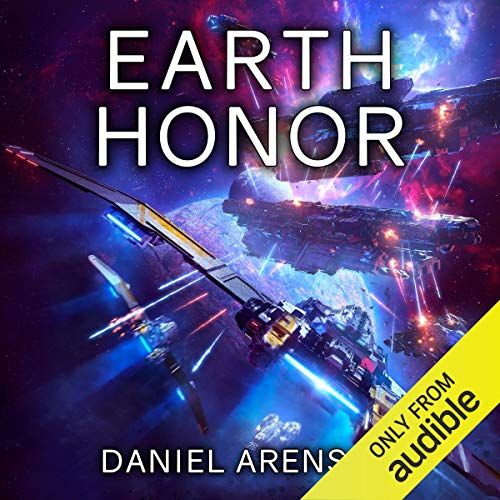 Page de couverture de Earth Honor