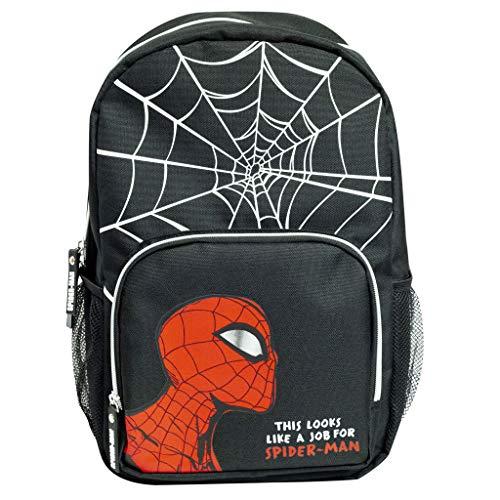 Marvel Comics Spider-Man Web Head Boys Backpack | Official Merchandise | Avengers...