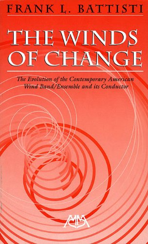 The Winds of Change: The Evolution of the Contemporary American Wind Band/Ensemble and its Conductor