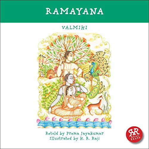 Ramayana  By  cover art
