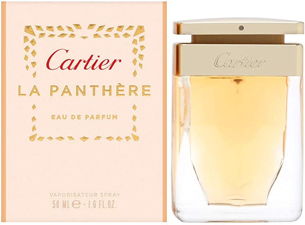 cartier, la panthere eau de parfum, profumo per donna, 50 ml 14881
