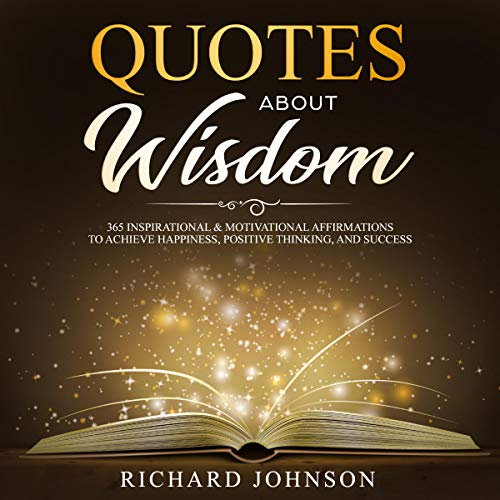 Quotes About Wisdom cover art
